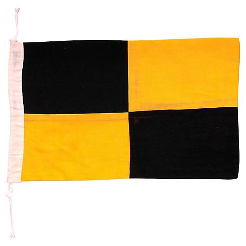 Signal Flag Letter L