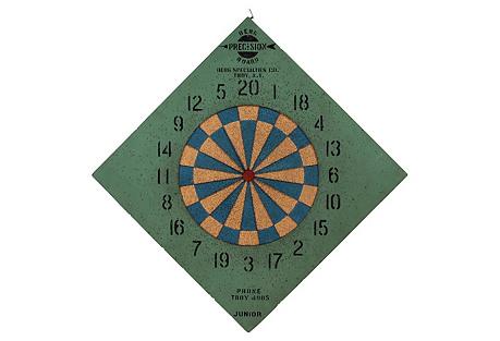 Berg Precision Dart Board
