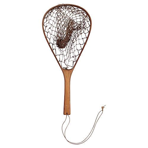 Fly Fishing Hand Net