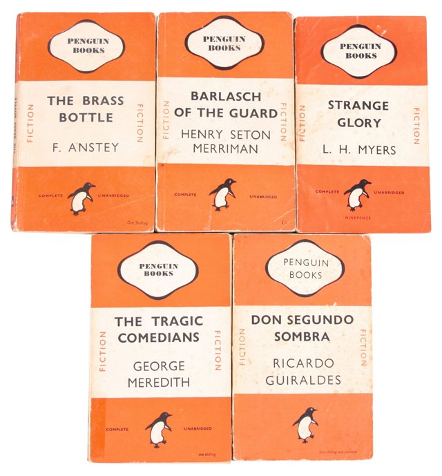 Penguin Editions, S/5