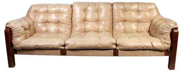 Percival Lafer-Style Sofa