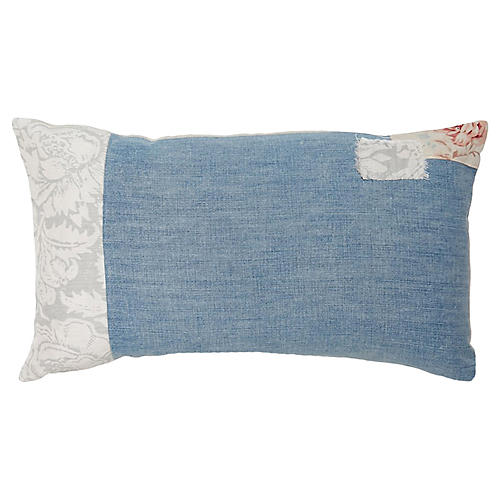Patchwork Pillow 3