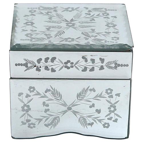 Mirror Jewelry Box