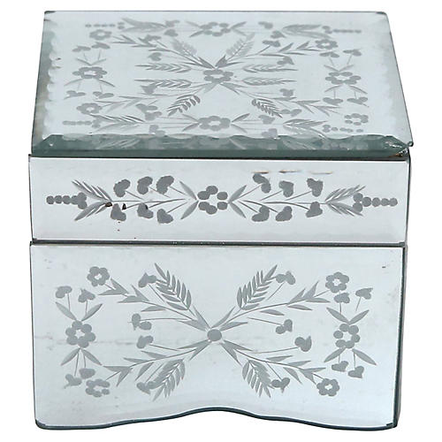 Mirror Jewelry Box
