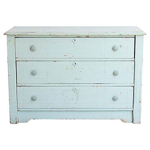 Light Blue Dresser