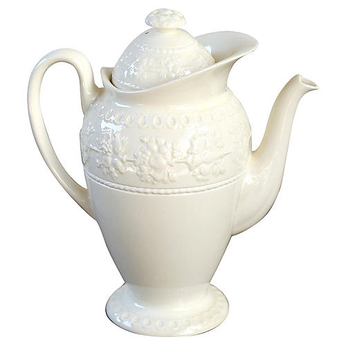 Cream Tea Pot
