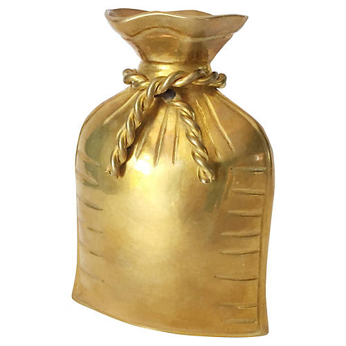 Brass Money Pouch