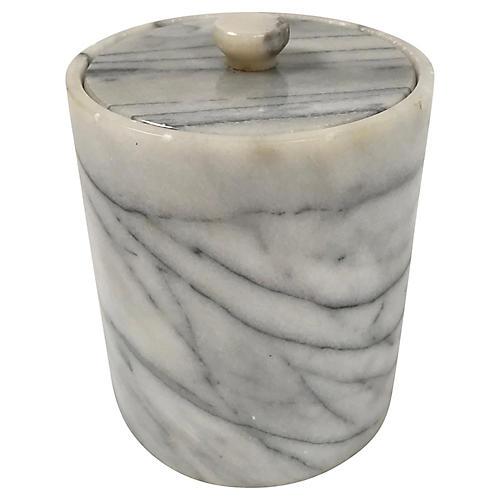 Marble Ice Bucket
