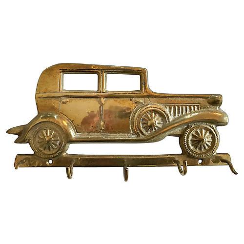 Antique Car Wall Key Holder