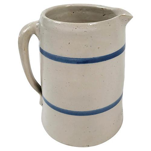 Farmhouse Pottery Pitcher