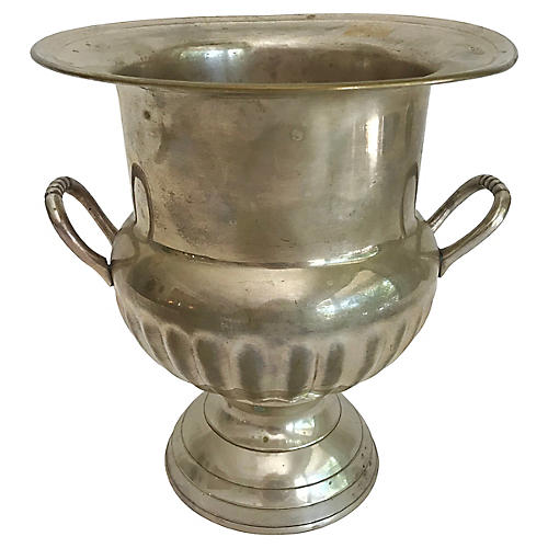 Silver Champagne Ice Bucket