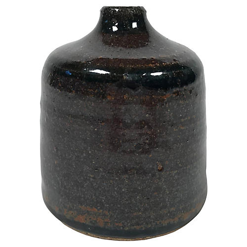 Studio Pottery Bud Vase