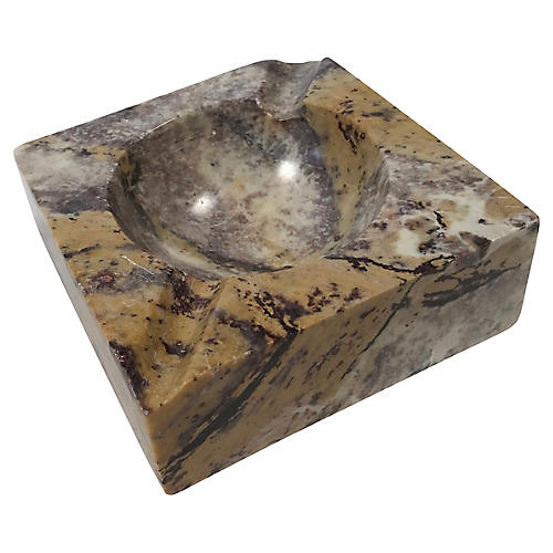 Stone Ashtray/Catchall