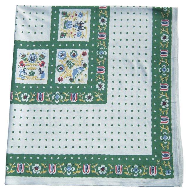 Gardener's Tablecloth