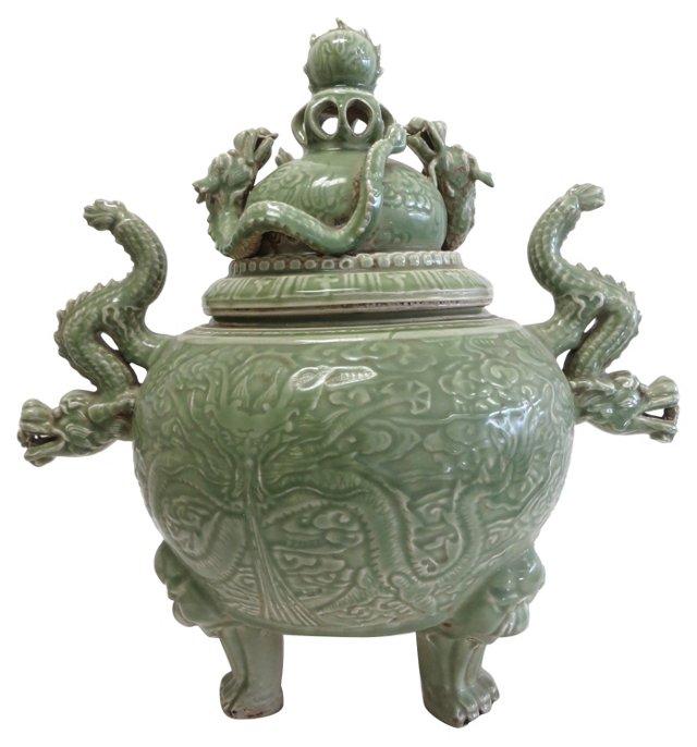 Ming-Style Censer