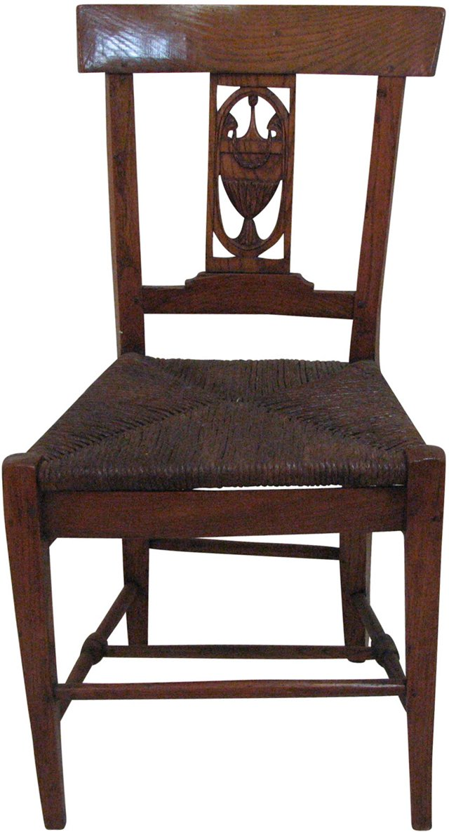 18th-C. French Side Chair