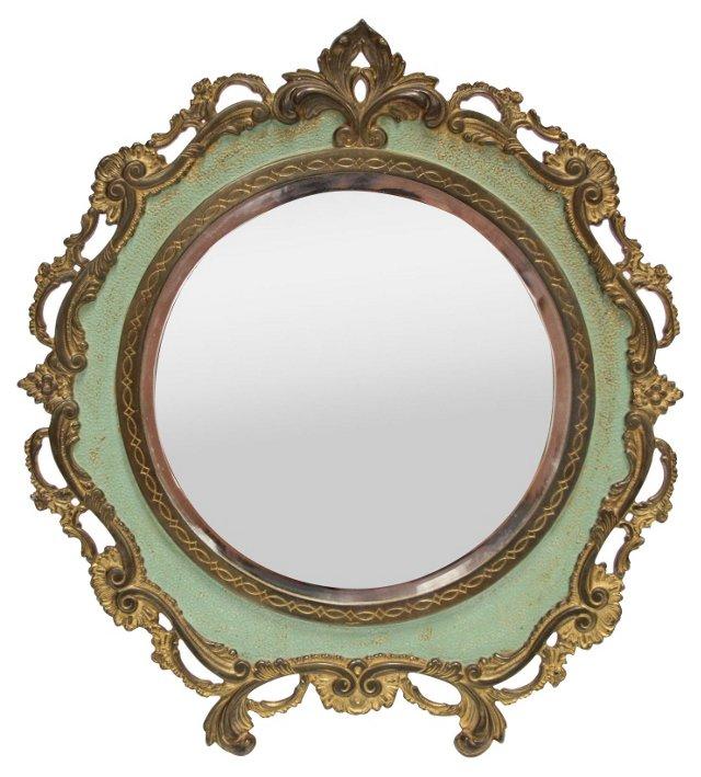Antique Table Mirror
