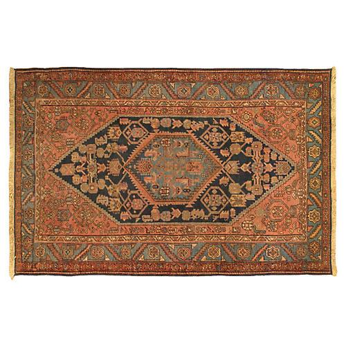 Persian Hamadan, 4' x 6'