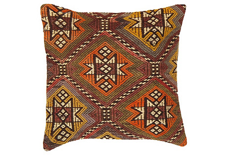 Turkish Pillow, 19