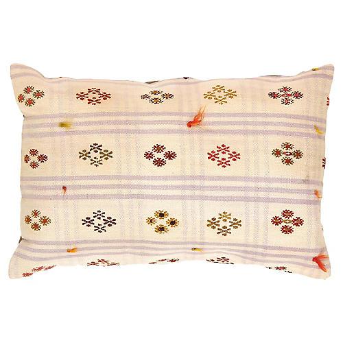 """Turkish Pillow, 24"""" x 16"""""""