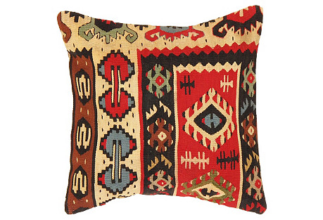 Turkish Pillow, 16