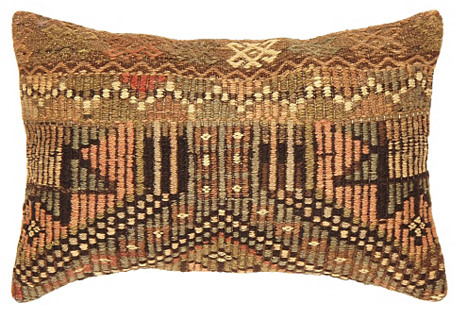 Turkish Pillow, 24