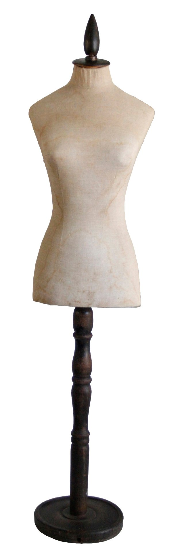 French Linen Dress Form