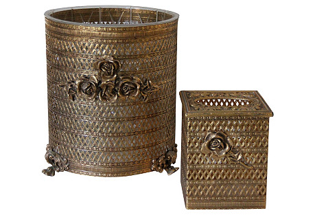 Epic Beautiful Bathroom Accessories from One Kings Lane