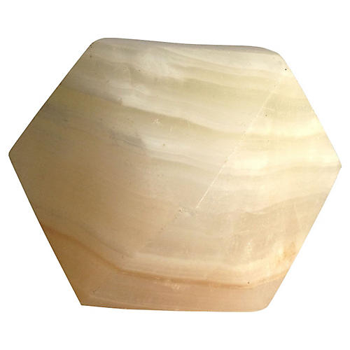 Onyx Paperweight