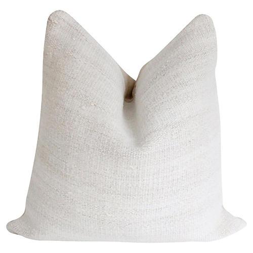 Turkish Natural Hemp Pillow
