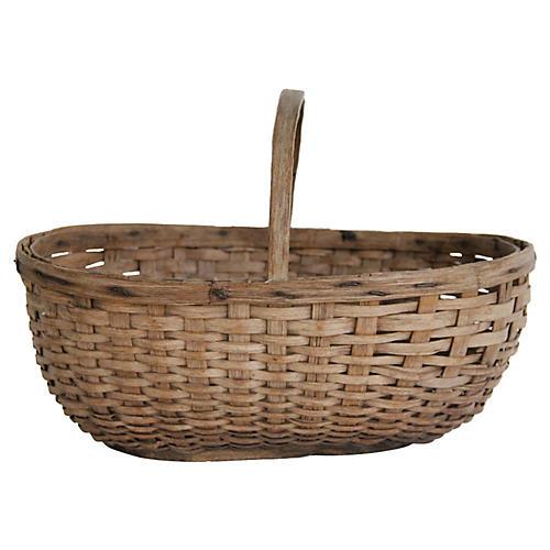 New England Gathering Basket