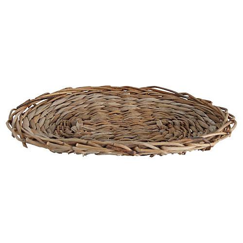 Bamboo Sea-Grass Basket