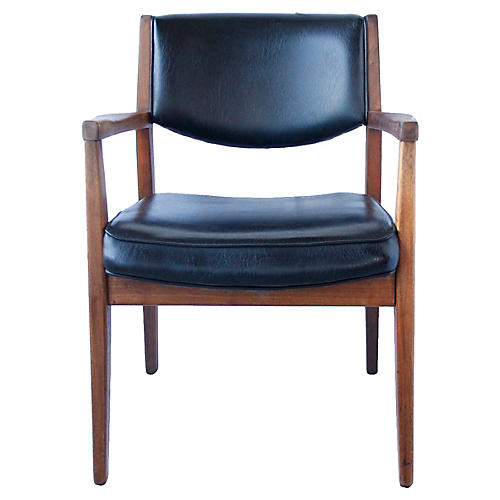 Alma Midcentury Desk Chair