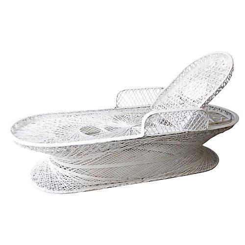 Fiberglass Chaise