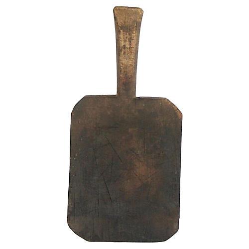 Antique French Bread Board