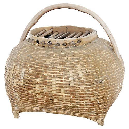 Thai Poultry Transport Basket