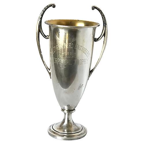 Silver Aero Trophy Cup