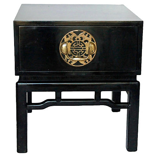 Ming-Style Nightstand