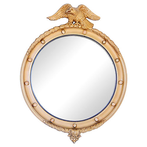 Federal-Style Wall Mirror