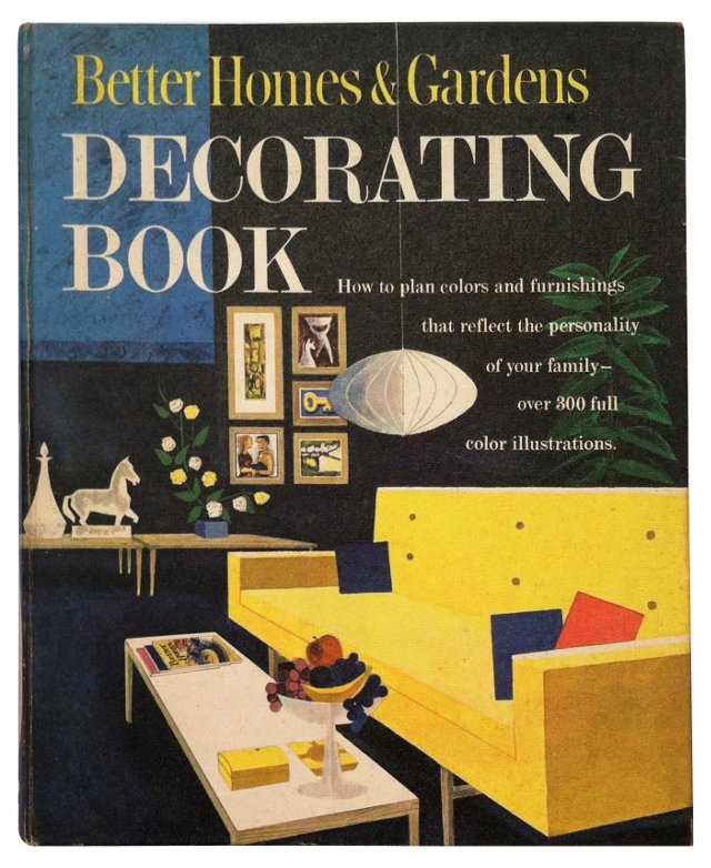 BH&G Decorating Book