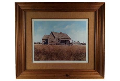 Ole' Homestead by Jim Harrison