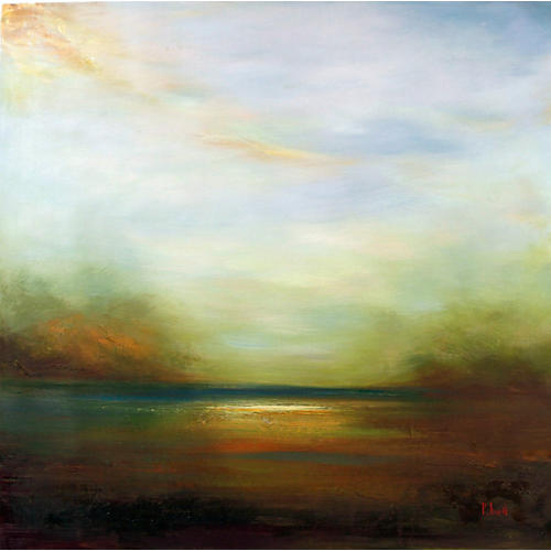 Lost Horizon by P. Bell