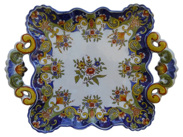 French Serving Dish