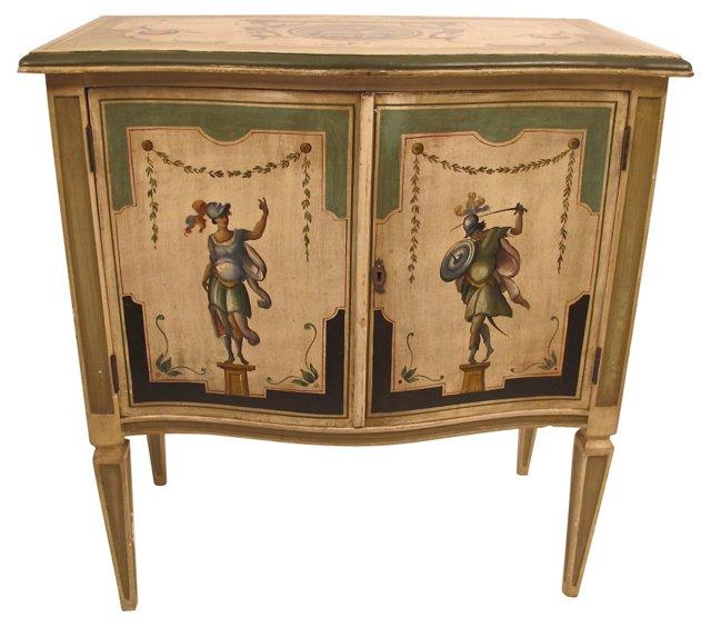 Italian Neoclassical-Style Cabinet