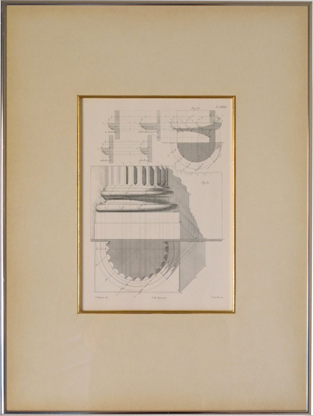 Italian Architectural Engraving