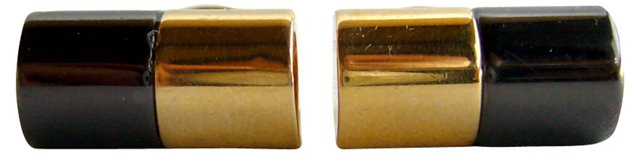 Pierre Cardin Mod Cuff Links