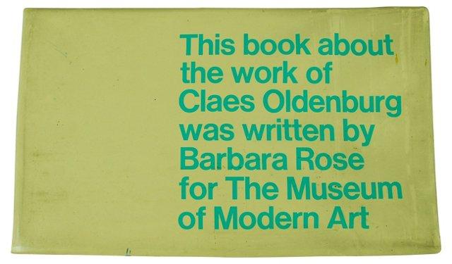 Work of Claes Oldenburg