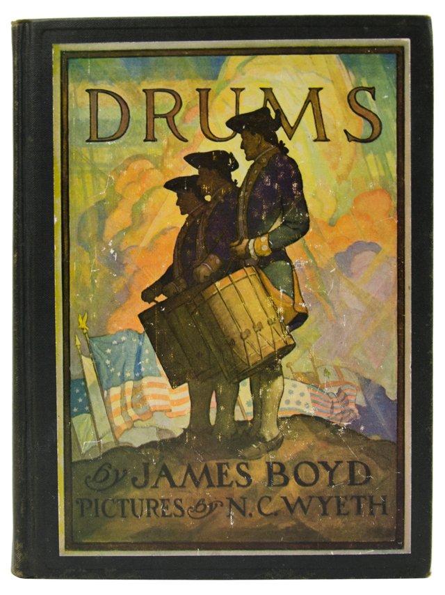 Drums, N.C. Wyeth Illus