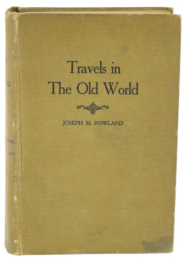 Travels in the Old World