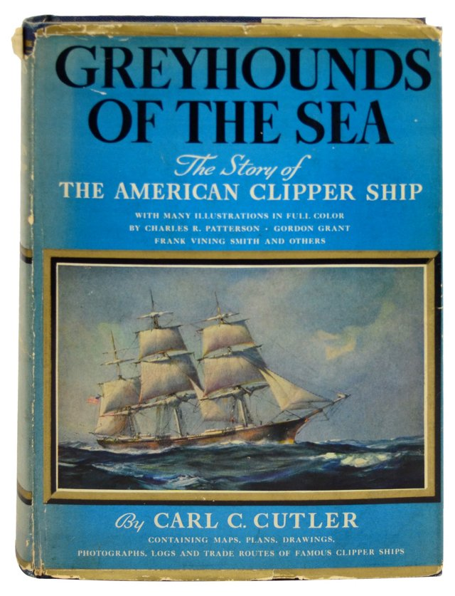 The Story of the American Clipper Ship
